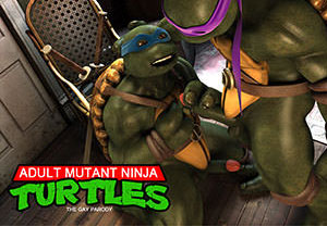 Adult Mutant Ninja Turtles Gay